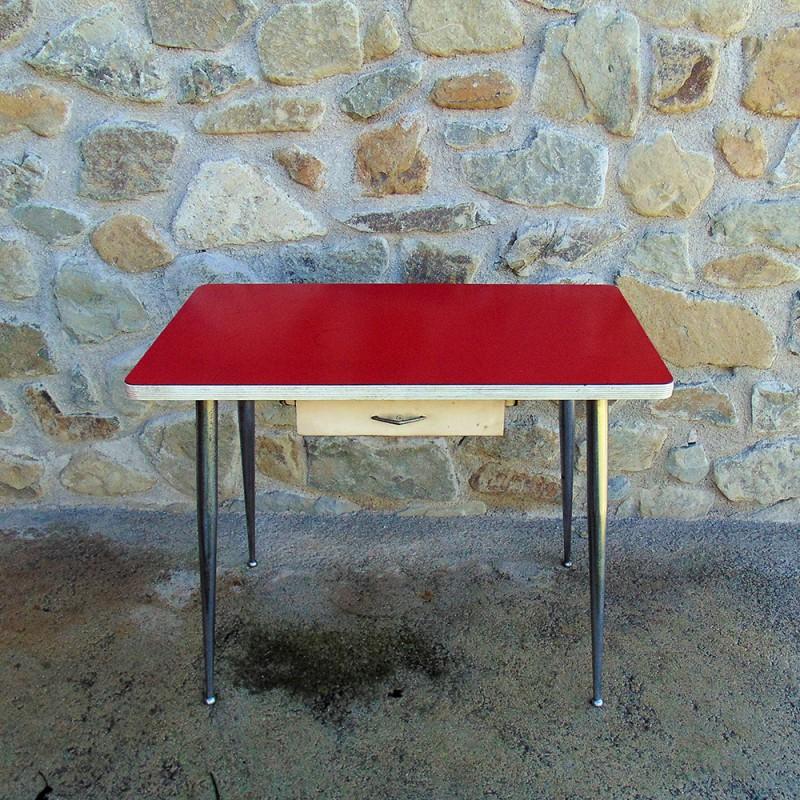Tavoli Da Cucina Piccole Dimensioni.Tavolo Da Cucina Vintage Modernariato