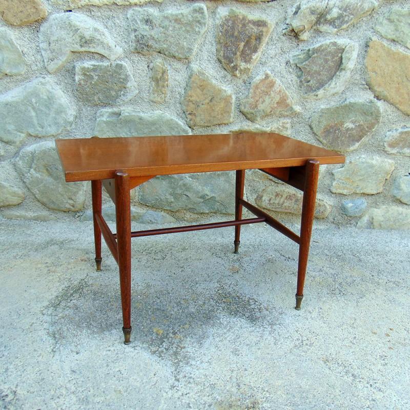 Tavolini Da Salotto Vintage.Tavolino Da Salotto Vintage Modernariato Italia 1950