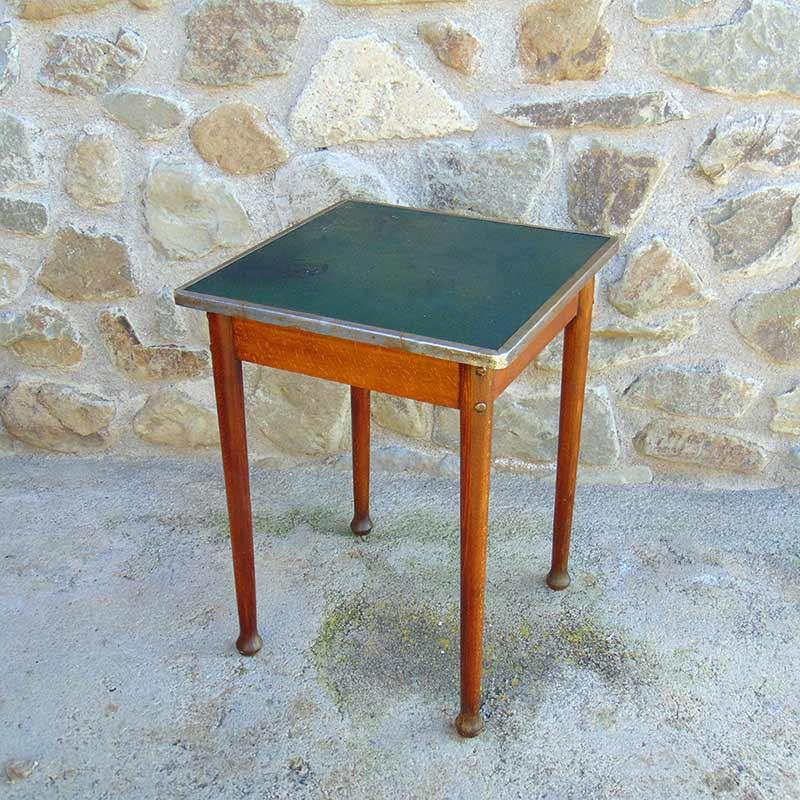 Tavolo Legno Vintage.Tavolino Vintage In Legno Marcato Thonet Antiquariato